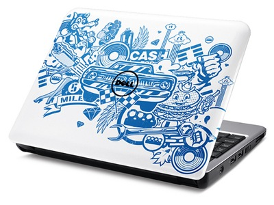 Разукра�?енные Dell Inspiron Mini 9 и 12